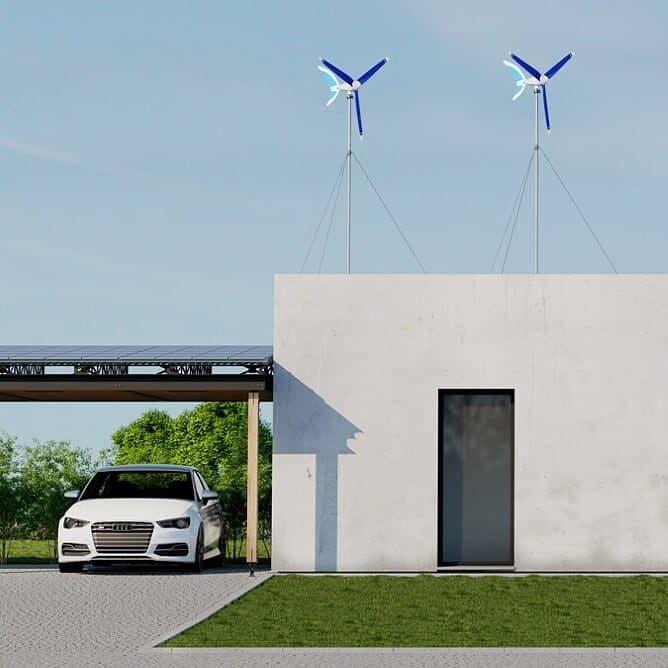 Spreco Wind Generator Field-28
