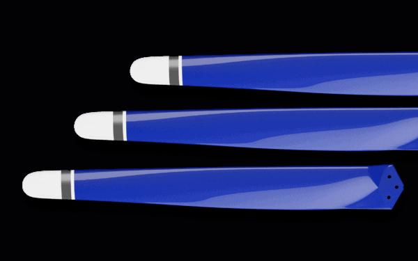 SHARK S-601 Blades Rotorblätter